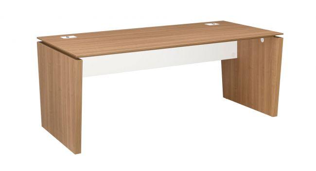 Straight desk Contemporary office furniture XENON Gautier